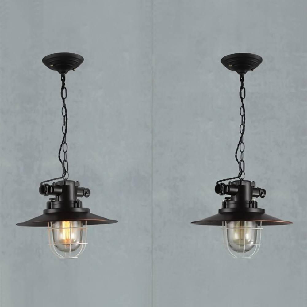 ФОТО Vintage Rope Pendant Lights Loft Creative Industrial Lamp E26/E27 Edison Bulb Metal and Glass For Restaurant Home Decoration