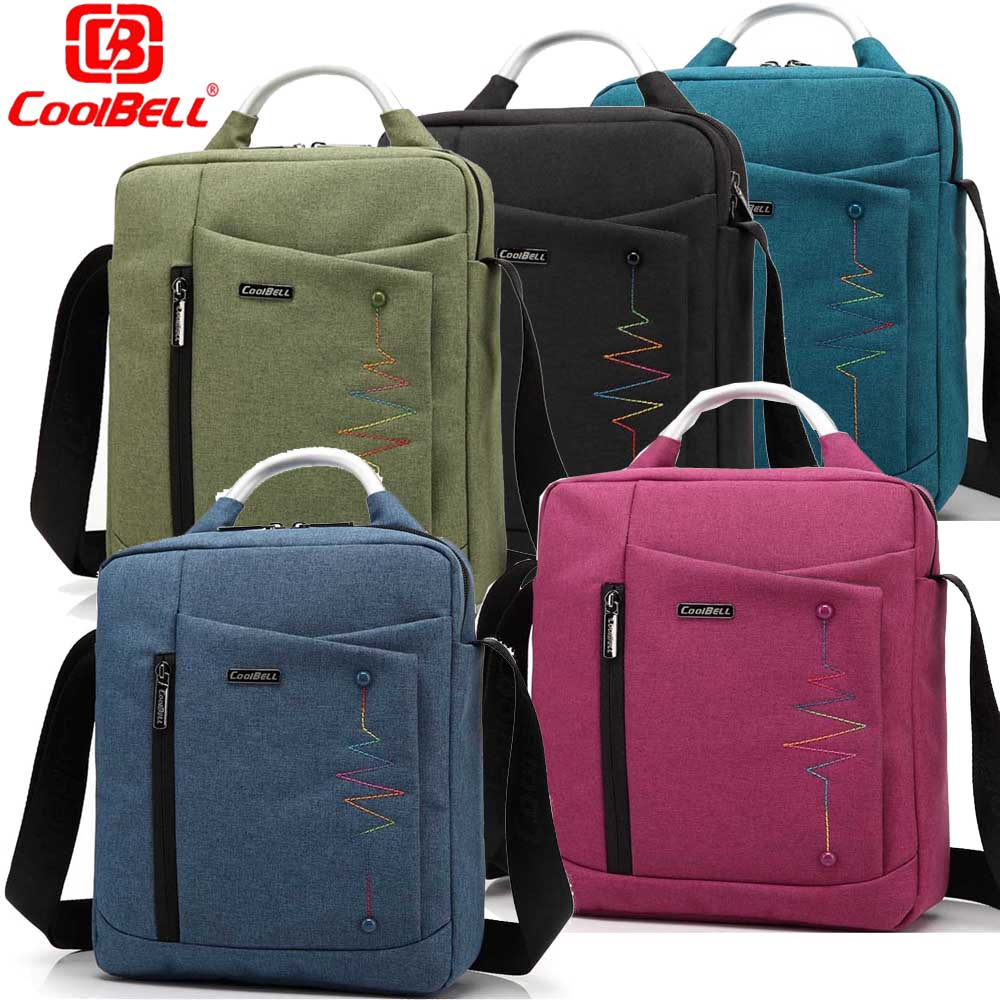 8 9.7 10.1 11.6 inch Fashion Tablet Case Laptop Bag for iPad Air/ Surface PRO Unisex Shoulder Messenger Bag Small Crossbody Bag ...