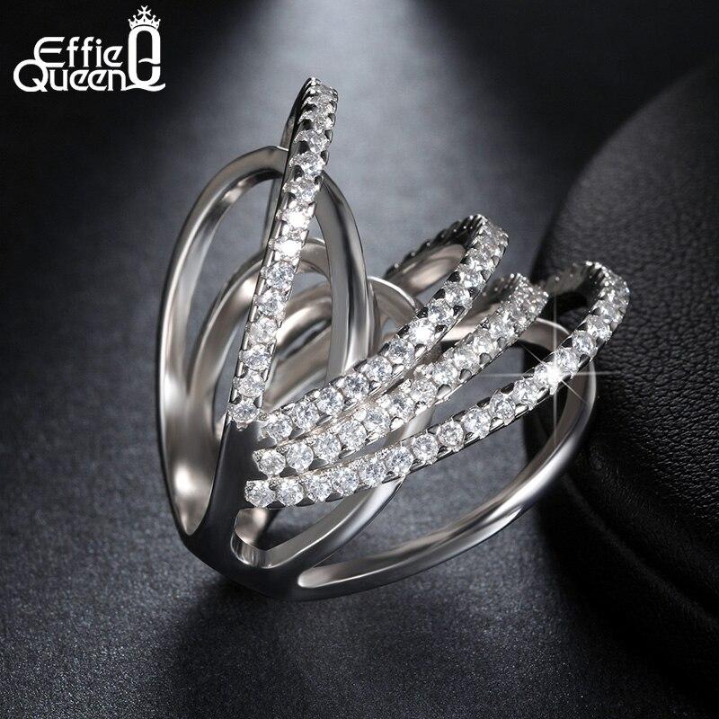 Effie Queen más nuevo diseño de joyería de moda brillante CZ - Bisutería - foto 2