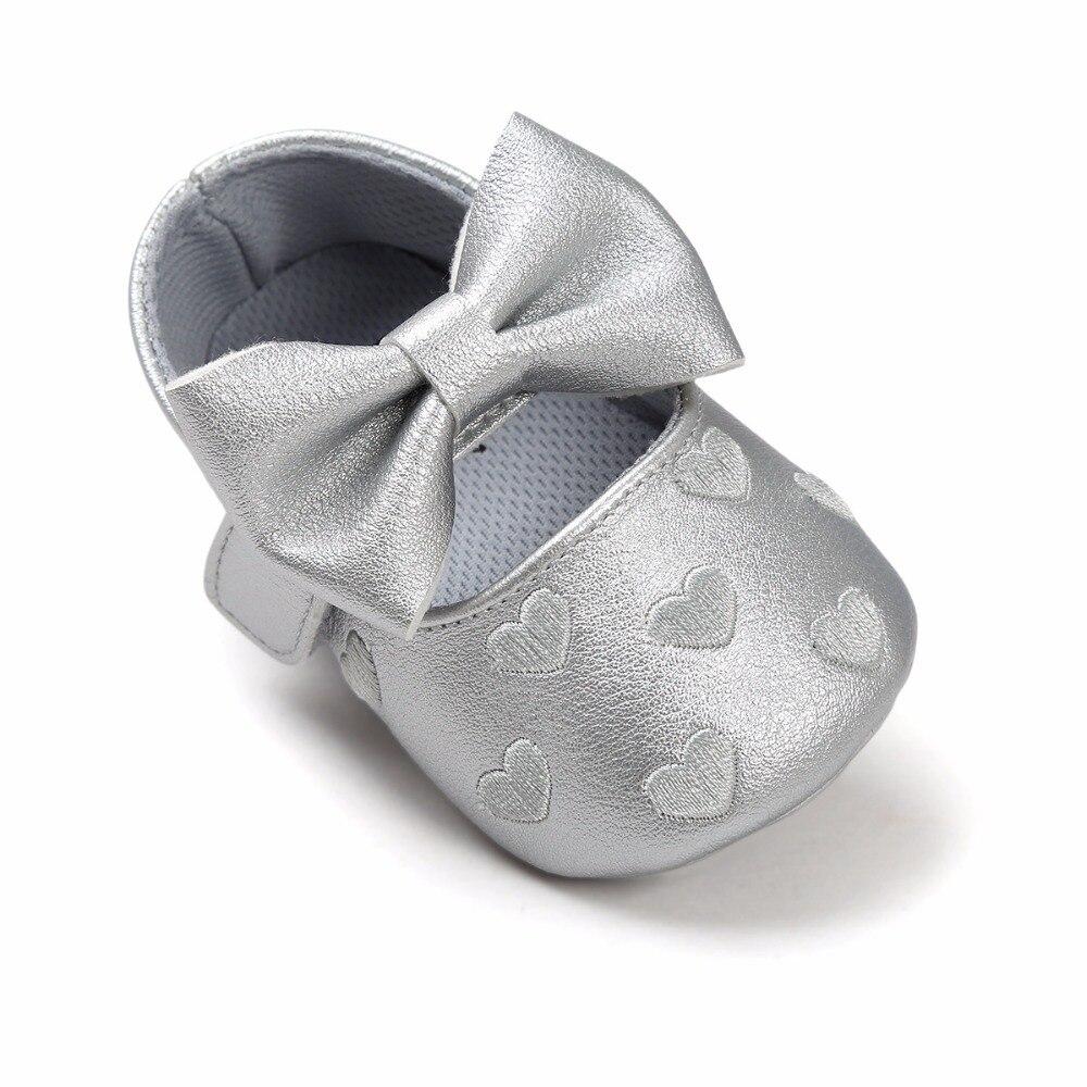 Nowe Baby Girl Shoes Buciki Lovely Princess antypoślizgowe Niemowlę - Buty dziecięce - Zdjęcie 6