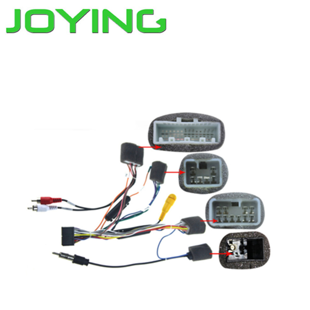 Car Audio Wiring Harness Manufacturers In China : Popular toyota radio wiring harness buy cheap