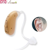 702 Hot Selling Digital Hearing Aid Portable Small Mini Best Sound Amplifier Adjustable Tone Hearing Aids