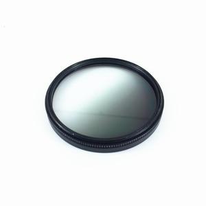 Image 2 - Circle Graduated Gradual Gradient Grey Gray Color Lens Filter 40.5 46 49 52 55 58 62 67 72 77 mm 77mm 72mm 67mm 58mm 52mm 49mm