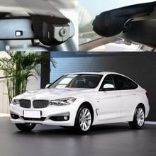 For BMW 3 serie GT 320i 2013 Car DVR Car Video Recorder 1 Installation Novatek 96655 wifi FHD Car black box Free shipping