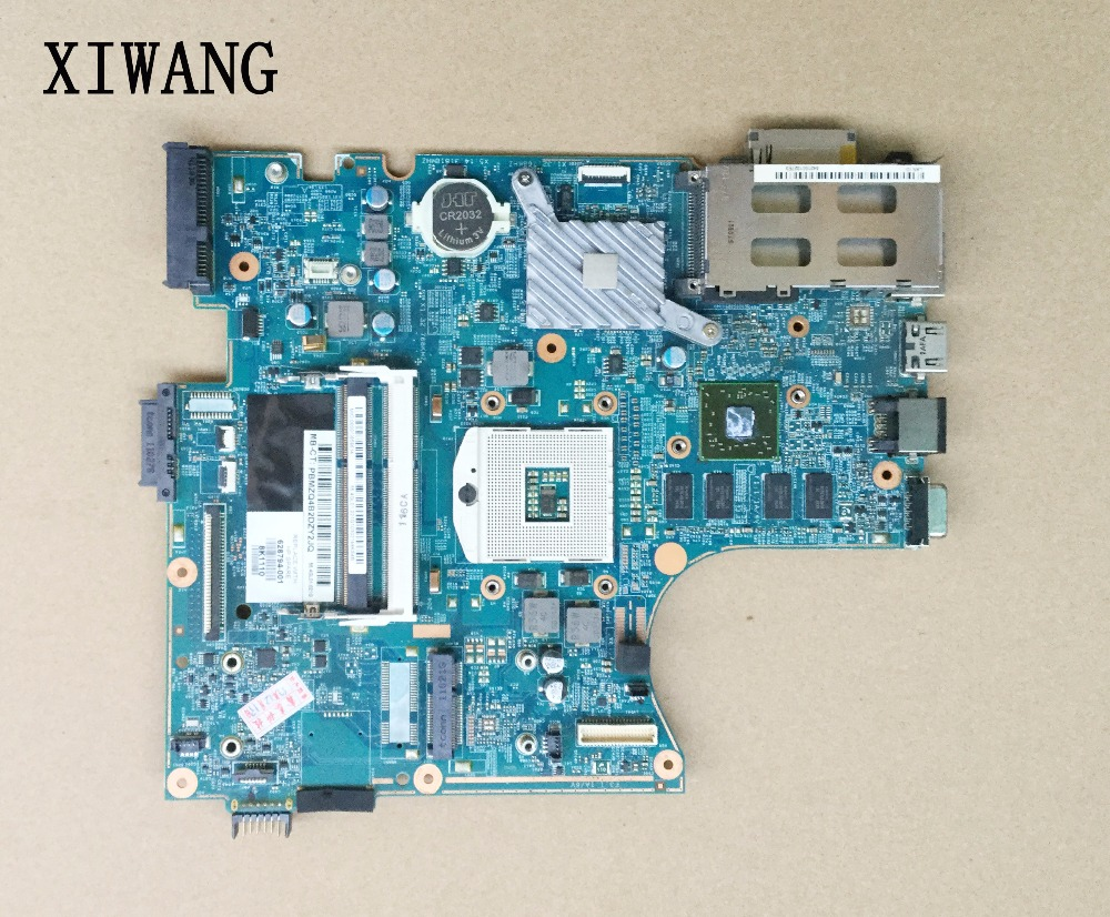 все цены на Free shipping For HP Probook 4720s 4520s Laptop Motherboard 628794-001 633552-001 HD5470