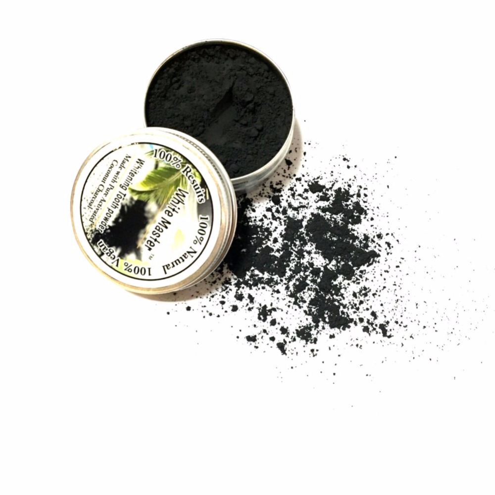 Fresh Picked Beauty Radiant Skin Activated Charcoal: Activated Coconut Charcoal Whitening Tooth Natural Tooth