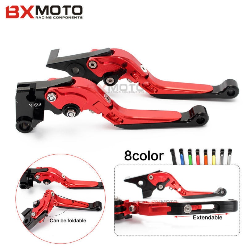 New Motorcycle accessories brake clutch lever set For Yamaha FZ6 FAZER FZ6R FZ8/ XJ6 DIVERSION FZ1 FAZER MT-07/FZ-7 MT-09/SR/FZ9 new brake clutch levers cnc adjustable motorbike lever for yamaha fz6 fazer fz6r fz8 mt 07 fz 7 mt 09 sr fz9 fz1 fazer fazer xj6