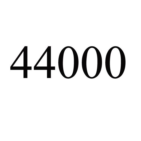 44000 # S 22/25/8 L 26/32/8