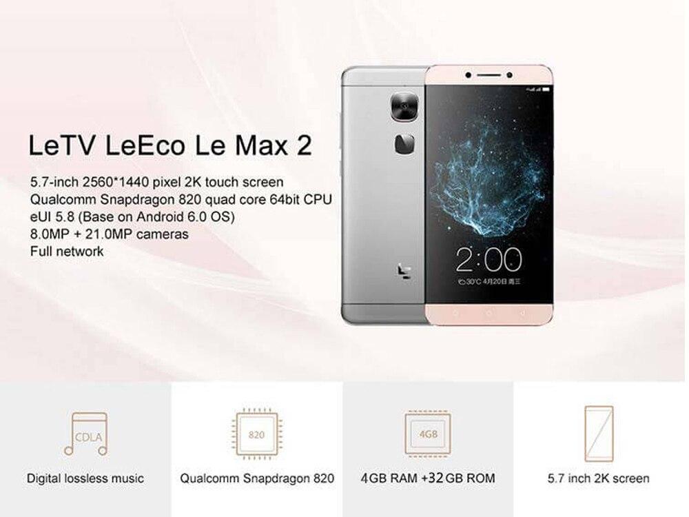 LeTV LeEco Le Max 2 X821