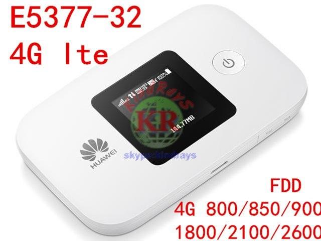 Разблокирована Huawei E5377S-32 4 Г wi-fi Маршрутизатор 4 Г 3 г беспроводной адаптер E5377 карманный wi-fi 4 г маршрутизатор lte мифи ключ PK E5577 e5372 e589