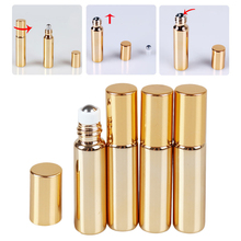 1pcs 10ml Portable Travel Atomizer Empty Refillable Roll On Bottle