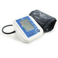 Digital Upper Arm Blood Pressure Pulse Monitor Full Automatic Blood Pressure Monitor Meters Sphygmomanometer Health Care