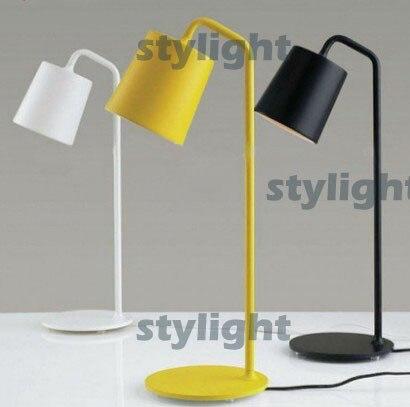 Cache de zéro lampe de table moderne lampe de bureau salle d'étude salon table lumière lecture lumière bref restaurant lumière design moderne