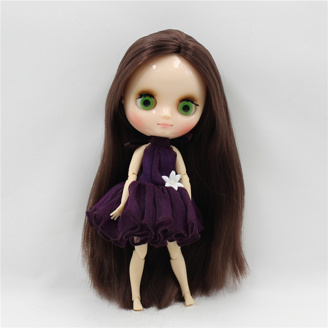 Middie Blyth Doll derss colorful only for middle 20cm cute elegant Lace