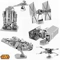 3d Metal Puzzles For Children 3d Metal Model Star Wars Cartoon Robot R2-d2 Diy Model Toys Brinquedo Educativo Puzzle