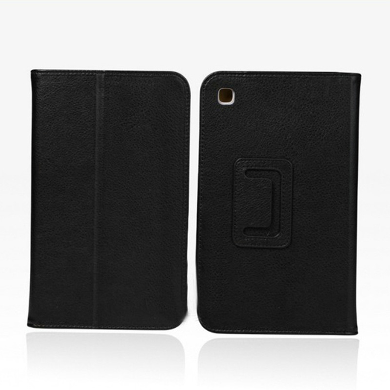 2-Folding Luxury Folio Stand Leather Case Magnetic Protective Cover For Samsung Galaxy Tab 3 Tab3 8.0 T310 T311 T315 P8200 8 floveme luxury flip stand case for samsung galaxy tab3 10 1 p5200 tab3 pu leather protective cover pouch bag black for tab 3