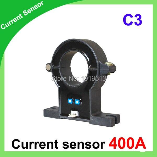 C3 Dc Ac Current Sensor Hall Effect Current Transducer