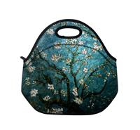 Flowers thermo thermal bag Insulated Cooler Bag thicker kids neoprene lunch bag boxes Outdoor Food Container mother baby bag ST1