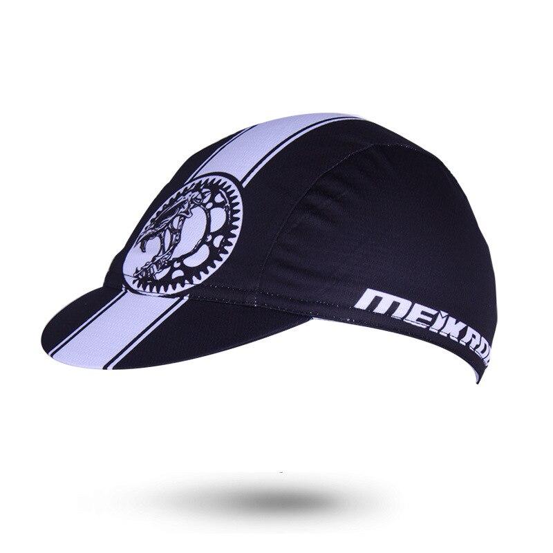 Summer Sunscreen Bike Cycling Hat Cap Black Red Headwear Bicycle Headband Sweatproof Riding Running Fishing Sports Hat Headcloth