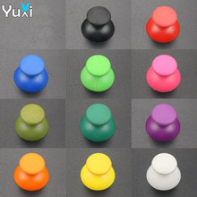 YuXi 2pcs Analog Joystick Stick grip Cap for Sony PlayStation 3 PS3 joypad Controller