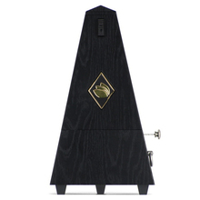 цена на Tower-type Precision Mechanical Metronome Winding Mechanism for Guitar Piano Violin ,Black/Teak Color