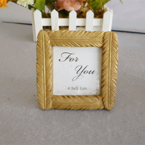 100pcs-Lot-High-Quality-Gold-Resin-Feather-Photo-Frame-Baby-Shower-Favors-Wedding-Party-Giveaway (3)