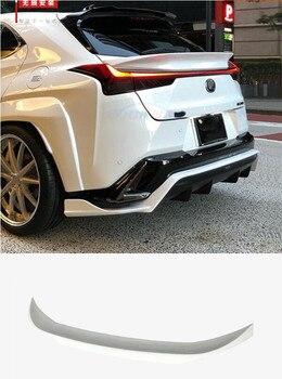 Wysokiej jakości włókno węglowe/ABS dla tylne skrzydło Trunk spoilery bagażnika samochodu dla Lexus UX200F UX260H 2019 2020