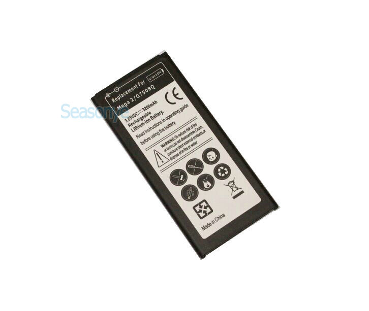 Bg750bbc Replacement Li Ion Battery