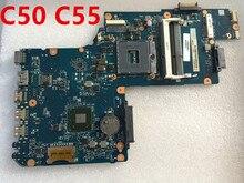 Carte mère pour ordinateur portable Toshiba Satellite C50 C55 hm77 H000062010, Test OK