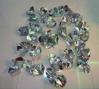 Bloemen Verschijnen Van Lege Hand (1 set = 25 stks Zilveren Bloemen) Productie Bloemen Goocheltrucs Verschijnen Podium Illusion Props