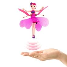 drone éclairage jouets fée