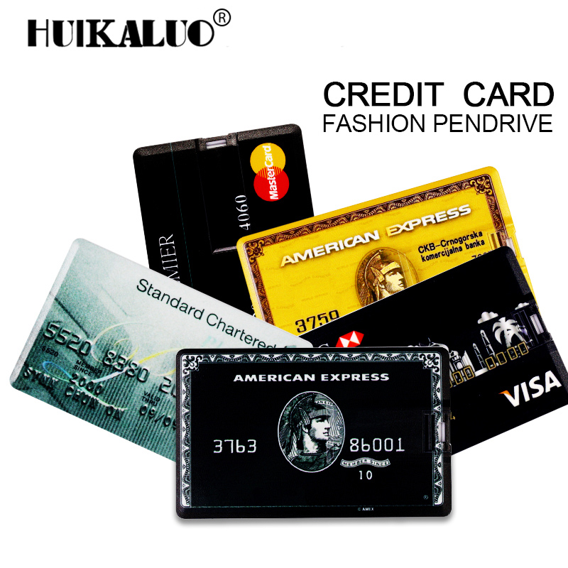 Bank Card Usb Memory Stick Hsbc Mastercard Credit Cards Usb Flash Drive Gb Pendrive Gb Gb Gb Gb Pen Drive Usb Stick In Usb Flash Drives From