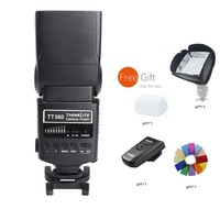 Godox TT560II Thinklite Camera Flash With Soft Box Bag For Pentax Canon Nikon Olympus Sigma Fujifilm Cameras