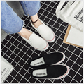 2017 new arrival adult women Classic  joker  canvas shoes casual shoes fashion student flat shoes