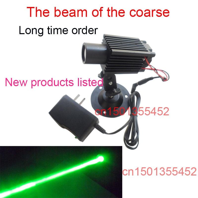Laser module green laser coarse beam 100MW laser array laser rain chamber performance props laser sword of the double head laser sword cu guangzhu stage performance props laser rod 100mw