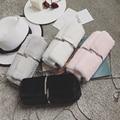 ANAWISHARE Women Handbags Day Clutches Faux Fur Crosssbody Bags Messenger Bags Ladies Evening Party Bag Bolsas Feminina