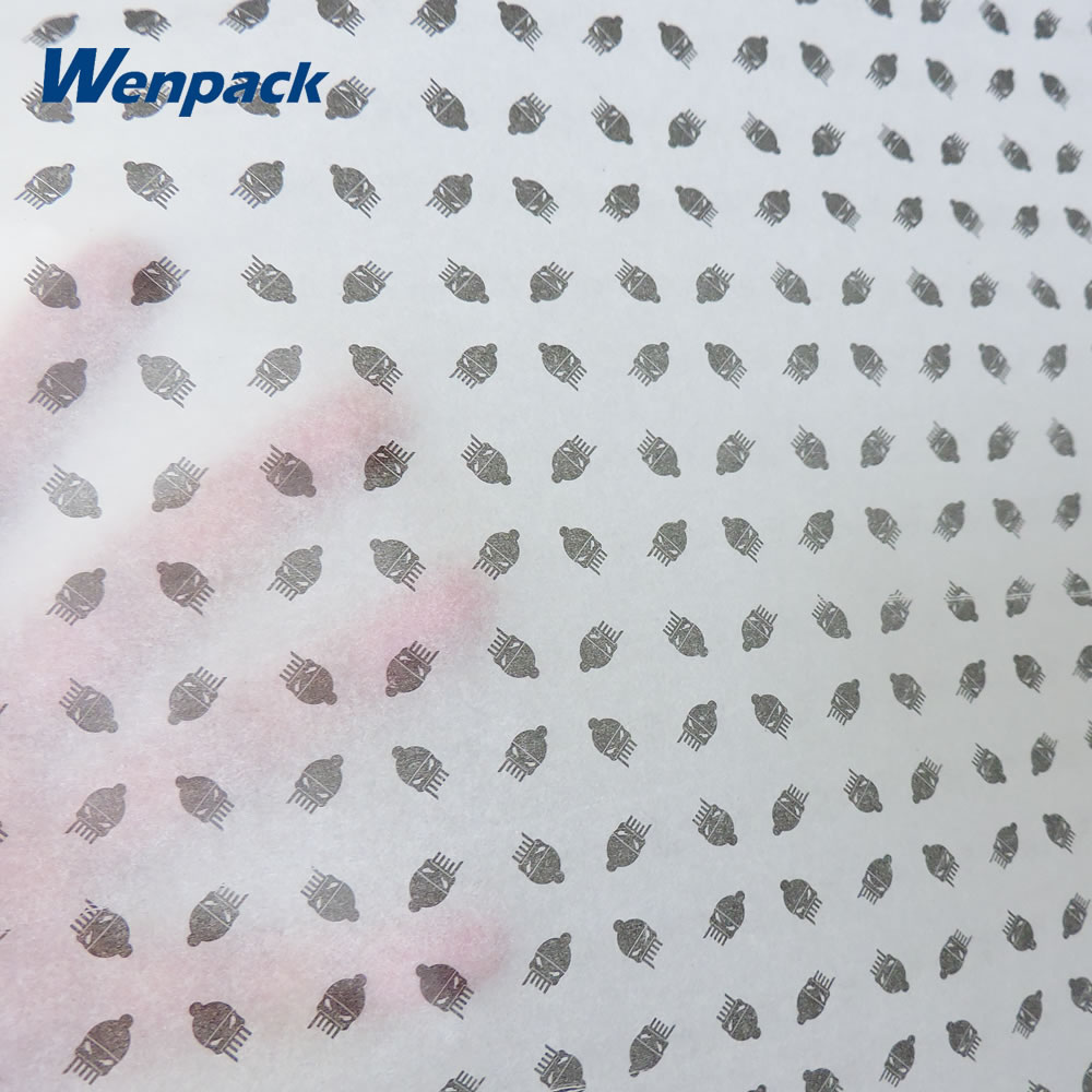 custom printed logo Moisture Proof gift wrapping tissue paper for clothing packaging
