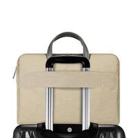 Newest ESLOTH Nylon Handbag Laptop Briefcase Protective Sleeve Cases For MacBook Air Pro 11 12 13
