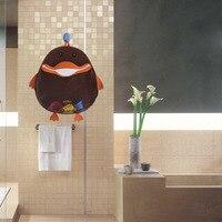Cartoon Animal Dark Fashion New Baby Toy Mesh Storage Bag Bath Bathtub Doll Organizer Suction Bathroom