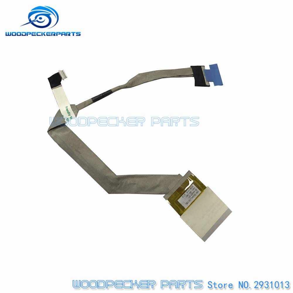 """شحن مجاني جديد لـ DELL لـ INSPIRON 1545 15.6 """"LCD كابل 0U227F U227F 50.4aq01.001 50.4aq08.001.a01 شاشة Cble"""