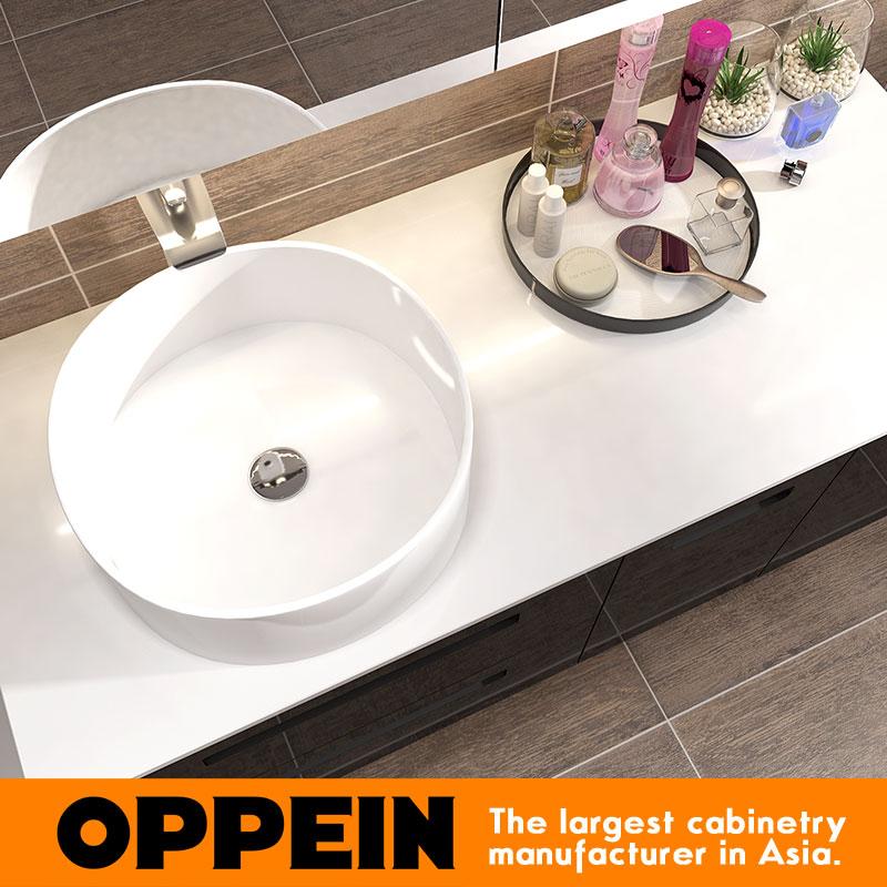 итальянцы современный дизайн черный лак хранения ванная комната зеркало кафе с бассейна bc17-l03