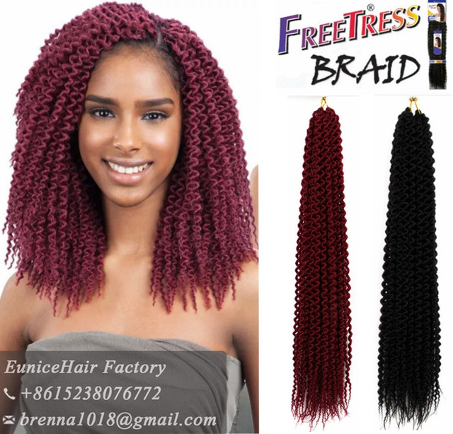 Aliexpress Buy Synthetic Hair Crochet Braids Protective Style