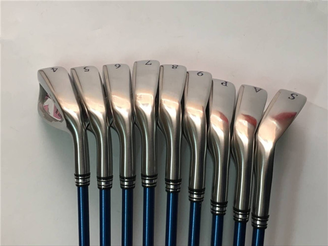 Brand New 9PCS Women MP1000 Iron Set MP1000 Golf Irons Women Golf Clubs 4 9PAS L