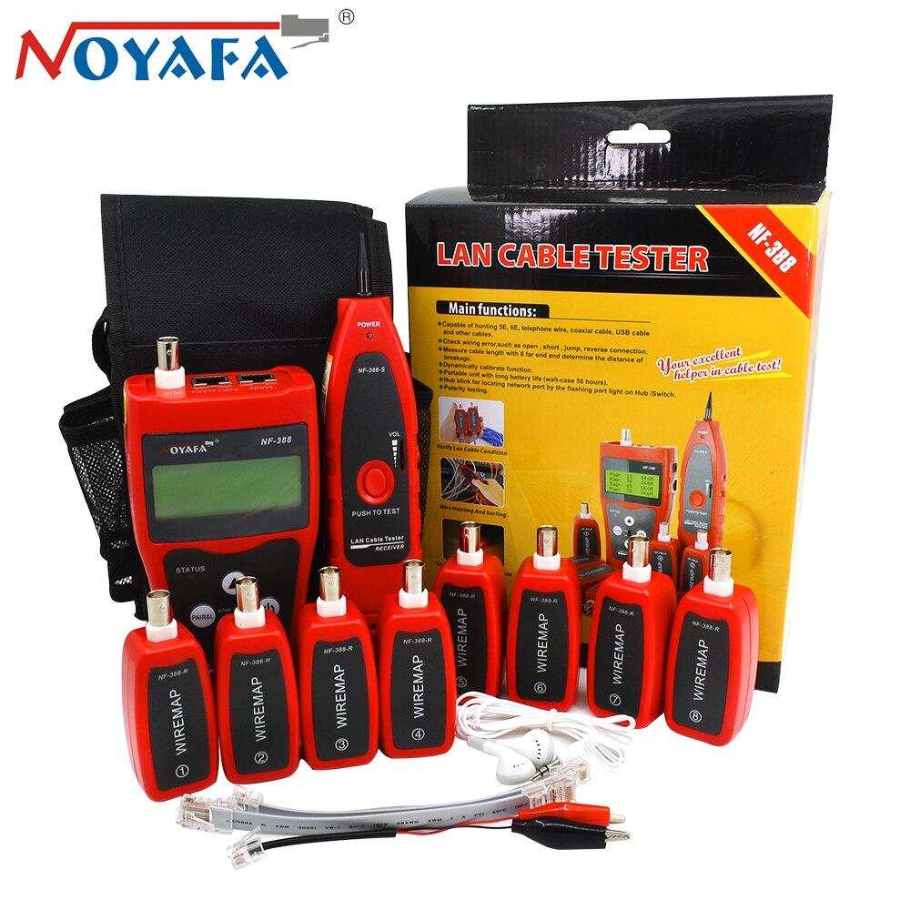Online Shop Original Noyafa Nf 388 Cat5 Cat6 Rj45 Utp Stp Line Wiring Cat 6 Finder Telephone Wire Tracker Diagnose Tone Tool Kit Lan Network Cable Tester Aliexpress