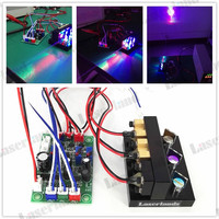 250mw 300mw RGB Red Green Blue Combined Laser Mini White Laser Module Stage Lighting
