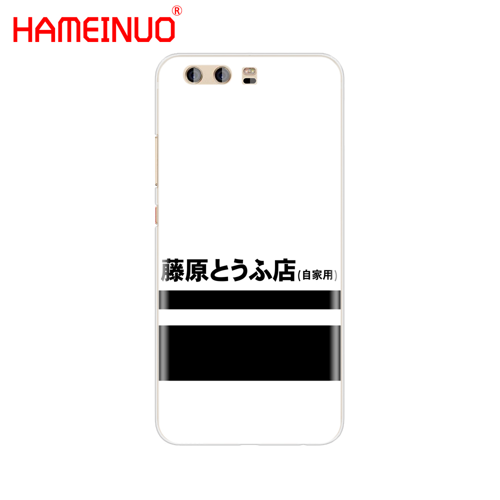 US $1 36 45% OFF|HAMEINUO AE86 Initial D Cover phone Case for huawei Ascend  P7 P8 P9 P10 P20 lite plus pro G9 G8 G7 2017-in Half-wrapped Cases from
