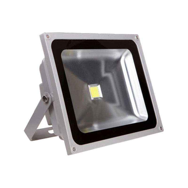 New 10W/20W/30W LED RGB Color Spotlight Flood Light Waterproof Outdoor Light 85-265V Remote Control Garden Lamp
