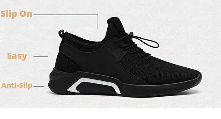 HTB1j8BOKpzqK1RjSZFCq6zbxVXao merkmak Brand 2019 New Breathable Comfortable Mesh Men Shoes Casual Lightweight Walking Male Sneakers Fashion Lace Up Footwear