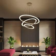 Modern Simple Led Pendant lights for diningroom bedroom kitchen lamp nordic suspension luminaire hanging