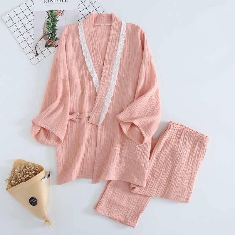 אביב קיץ כותנה יולדות Nightwear עבור סיעוד כתונת לילה הריון פיג 'מה לנשים בהריון סיעוד הלבשת Fdfklak